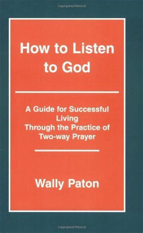 listening for god s voice a discipleship guide to a closer walk jesuswalk bible study series books 22 best images about how to listen to god on