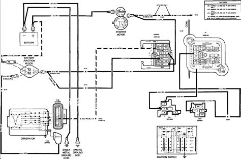 high gm alternator wiring diagram get free image