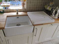 Belfast Sink With Integrated Drainer by Small Belfast Kitchen Unit With Twyford Belfast Sink