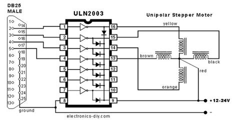 linear integrated circuit and its application uln2003 linear integrated circuit buy in india robomart