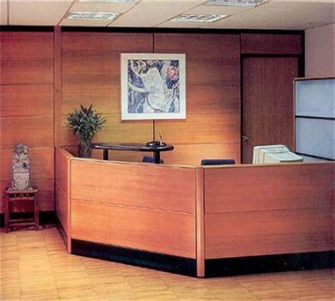 Office reception interior design ? reception area