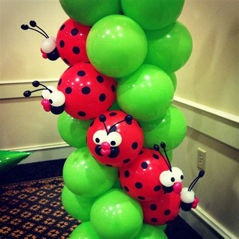funnycheeks ladybug everything a theme birthday