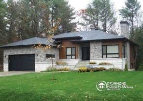 Modern Style Garage Plans picture of contemporary bungalow no 3280 by drummond house plans