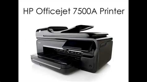 Printer Hp Officejet 7500a Hp Officejet 7500a Printer Power Adapter Explained