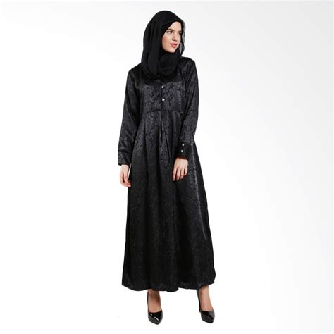 Dress Wanita Fashion Murah Dress Anggun Hitam style 2016 fashion modis anggun dan menawan