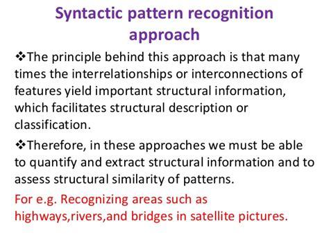 pattern recognition an algorithmic approach pdf implementation of different pattern recognition algorithm