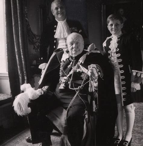 And Churchill descendants of winston churchill