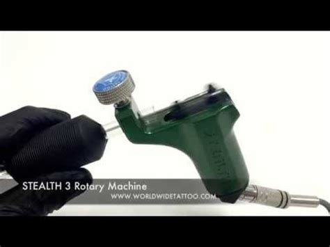 ego tattoo machine ego rotary machines from bez tattoonowtv channel