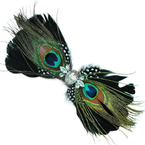 peacock applique e4240 peacock rhinestone feather brooch clip applique