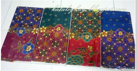 Kain Batik Embos Kembang Ayu Soft 3 Katalog Kain Batik Kelantan