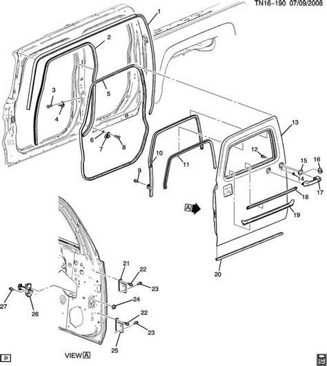 door parts diagram cadillac xlr door parts diagram cadillac auto wiring diagram