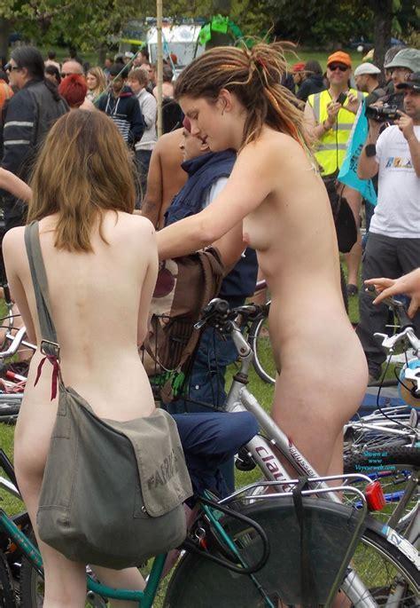 Naked Bike Ride Brighton Uk July Voyeur Web