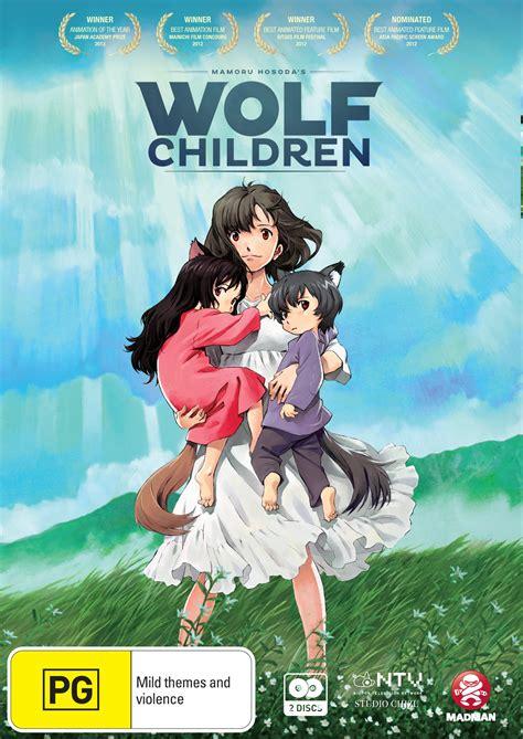 wolf children wolf children dvd 2013 2 disc set 704400092411 ebay