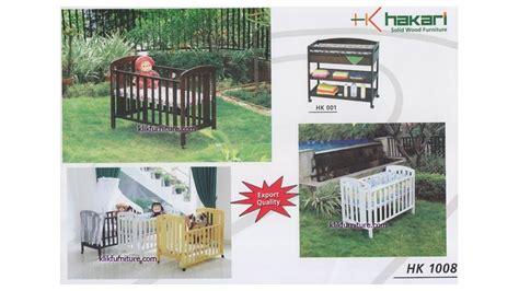 Tempat Tidur Kayu No 1 baby box kayu hk 1008 hakari agen termurah no 1