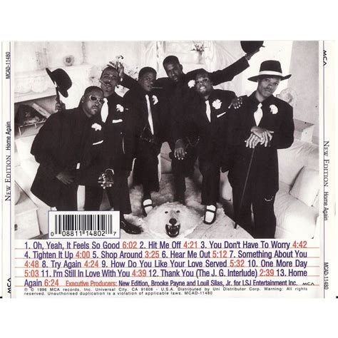 home again new edition mp3 buy tracklist