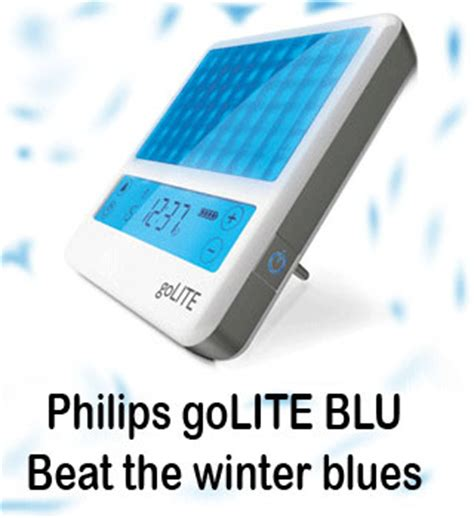 philips golite blu light therapy device manual golite blu a novel advanced light therapy device unveiled