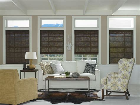 give windows privacy without blinds 1000 images about woven wood shades on