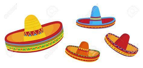 sombrero clip hat clipart sombrero pencil and in color hat clipart