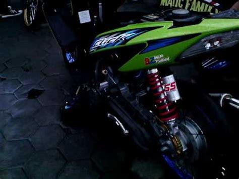 velg dbs 17 modifikasi vario 110 bore up 130cc knalpot dbs velg 17