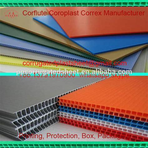 Pp Corrugated Plastic Sheets 4x8 Buy Corrugated Plastic