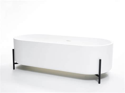 bathtub with stand stand bathtub free standing baths from ex t architonic