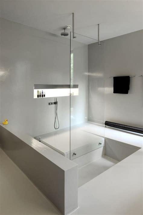 buy bathroom shower 34 dreamy sunken bathtub designs to relax in digsdigs