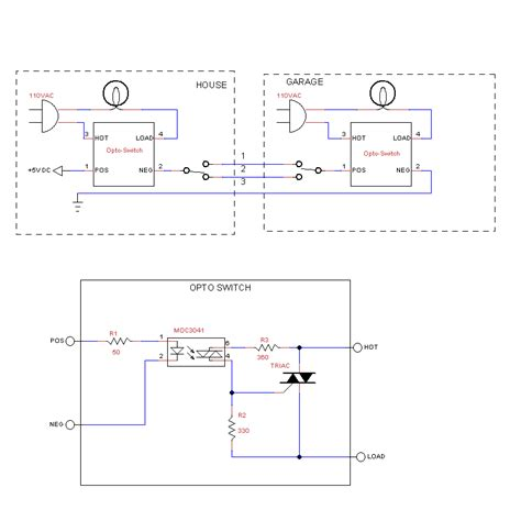 how to wire lights in a garage wiring diagrams wiring