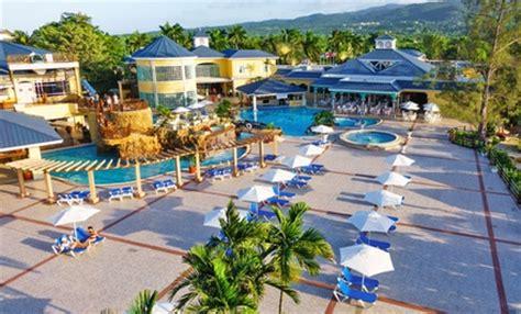 inclusive beach vacation  airfare  vacation express  runaway bay jm groupon