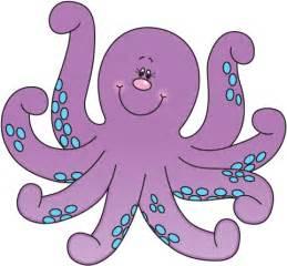 Pics photos octopus cartoon clip art