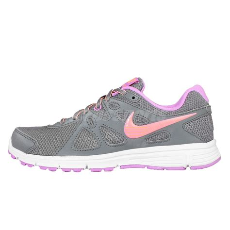 Nike Revolution 2 Original Made In Indonesia Berkualitas Wmns Nike Revolution 2 Msl Ii Grey Purple Womens Running