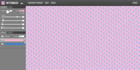 pattern generator tool 30 web based tools and apps for web designers