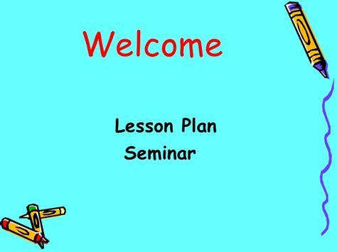powerpoint design lessons lesson plan