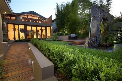 modern landscape design modern landscape design ideas from rollingstone landscapes