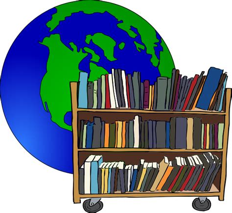 library clipart global library clip at clker vector clip