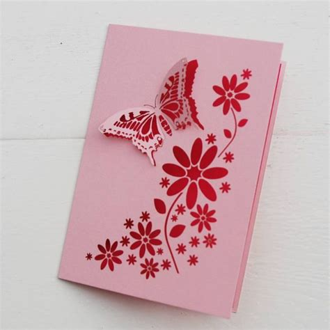 card butterfly 102 best images about laser cutting on