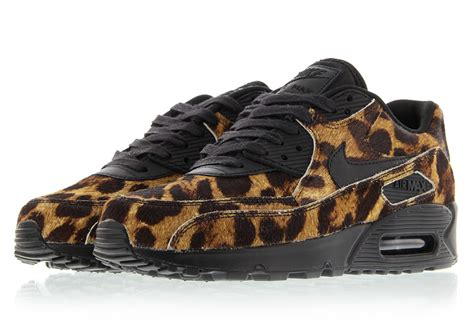 nike air max 90 cheetah 898512 002 sneakernews