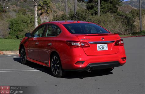 2016 Nissan Sentra 017 The Truth About Cars