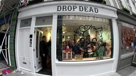 Why Play Store Is Not Opening Drop Dead Clothing Carnaby Store Opening
