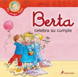 berta celebra su cumple librera online troa comprar libro