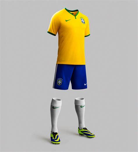 Jersey Brazil Home World Cup 2014 jersey rasmi brazil world cup 2014 5 gambar warna warni