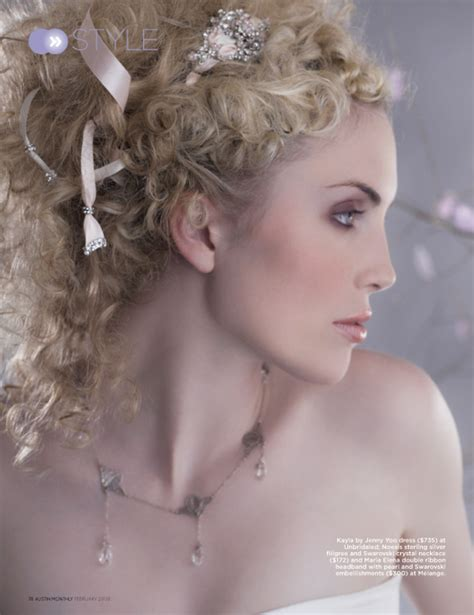 Vintage Wedding Hairstyles 2013 by Fall 2013 Wedding Hairstyle Trends Vintage Updo