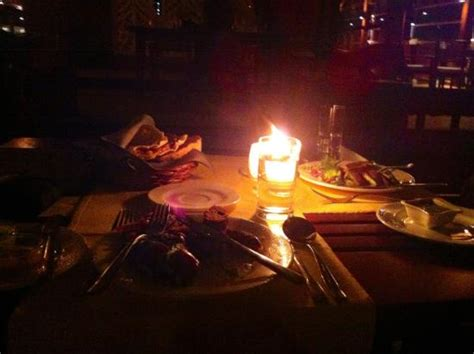 quot candle light dinner quot the falls picture of the falls at the tamara coorg madikeri tripadvisor