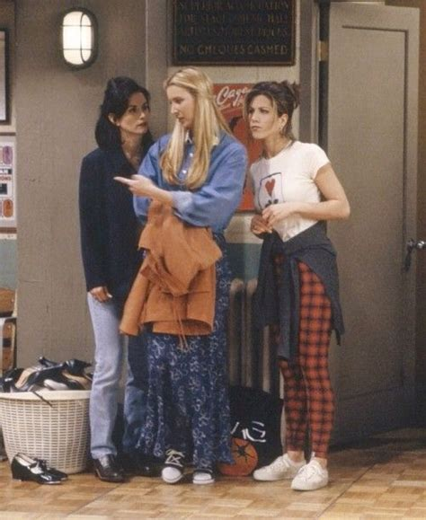 Friends Tv Show Wardrobe by Phoebe On The Big And Screen
