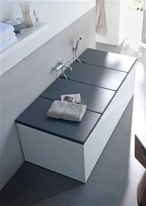 bathroom cover bathtub cover by duravit product