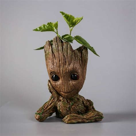 Pot Plant Baby baby groot flower pot things i desire
