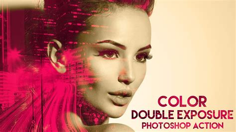 double exposure photoshop tutorial pdf color double exposure photoshop action how to use