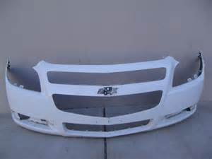2008 2009 2010 2011 2012 chevy malibu front bumper cover