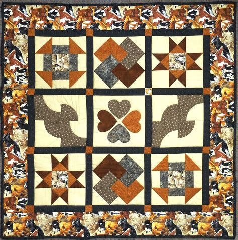 Quilt Classes by Learn To Sew A Quilt Farm Theme Quilt By Maree Pigdon