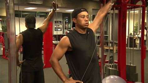 Improve Your Bench Press Tiger Woods Workout Muscle Prodigy