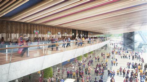 FC Barcelona unveil images for new expanded Camp Nou stadium Archpaper.com
